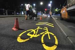 Közlekedés - Kerékpárút