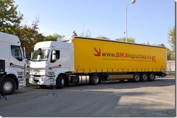 Új kamion